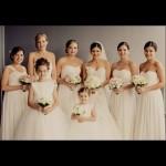 alissa bridal party