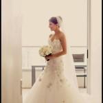 alissa bridal pic