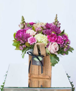 fuscia-heaven-the-lush-lily-brisbane-florist-flower-delivery