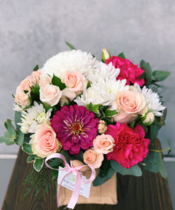 cinderella-the-lush-lily-brisbane-florist-flower-delivery