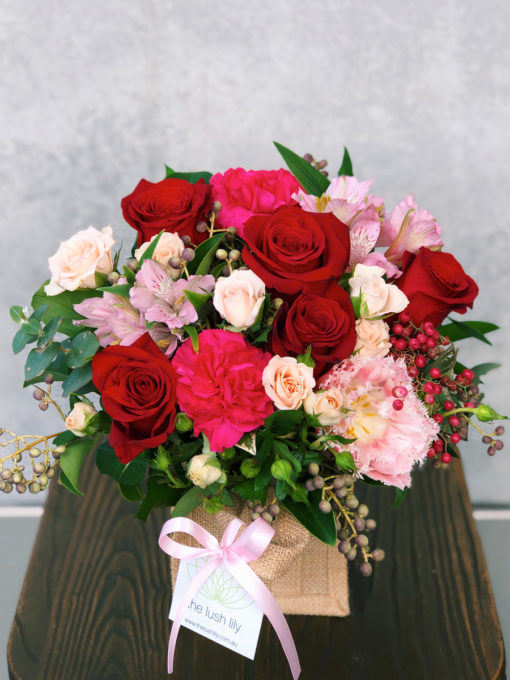 only-you-the-lush-lily-brisbane-florist-flower-delivery
