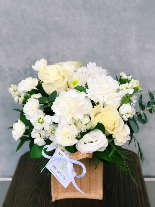 snow-the-lush-lily-brisbane-florist-flower-delivery