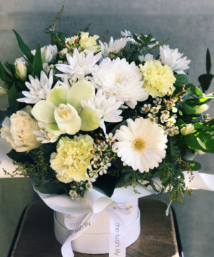 gretty-flower-arrangement-brisabne-flower-delivery-lush-lily