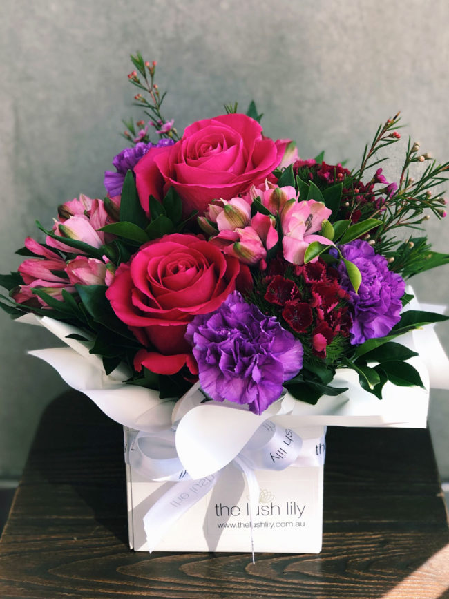 harlow-flower-arrangement-brisabne-flower-delivery-lush-lily